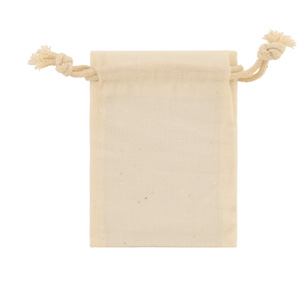 Cotton Muslin Pouch
